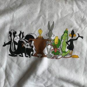 Looney Tunes Shirts - Looney Tunes Sweatshirt - Brand New